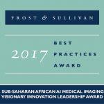 Frost & Sullivan AI Medical Imaging Visionary Innovation Leadership Award