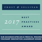 Frost & Sullivan AI Medical Imaging Visionary Innovation Leadership Award